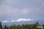 Hawaiian Snow on Mauna Kea.